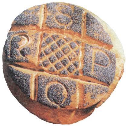 Festa del Pane - Pane Farreus